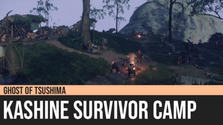Ghost of Tsushima: Kashine Survivor Camp