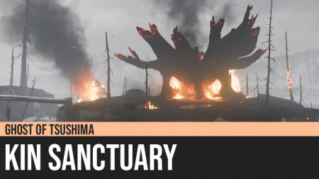 Ghost of Tsushima: Kin Sanctuary
