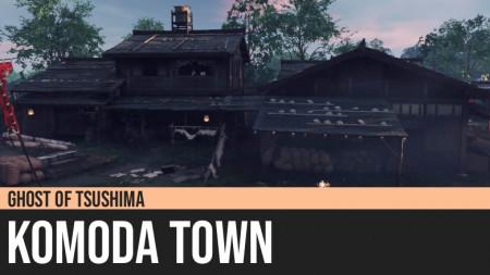 Ghost of Tsushima: Komoda Town
