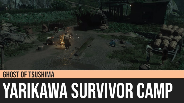 Ghost of Tsushima: Yarikawa Survivor Camp