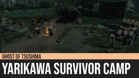 Ghost of Tsushima: Yarikawa Survivor Camp