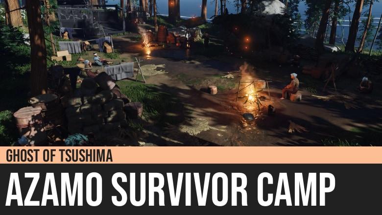 Ghost of Tsushima: Azamo Survivor Camp