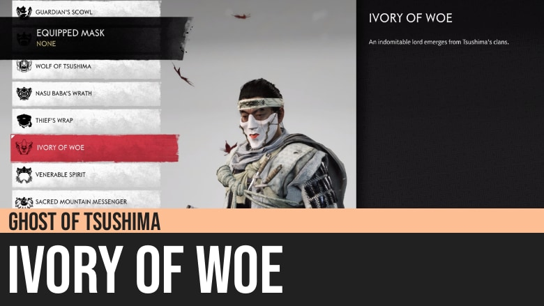 Ghost of Tsushima: Ivory of Woe