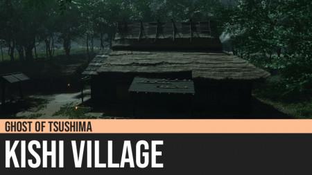 Ghost of Tsushima: Kishi Village