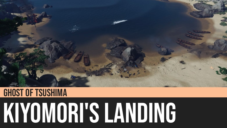 Ghost of Tsushima: Kiyomori's Landing