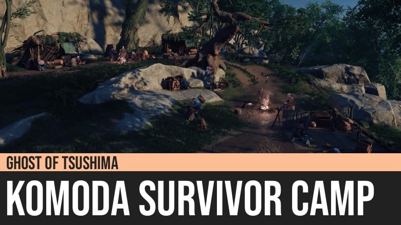 Ghost of Tsushima: Komoda Survivor Camp