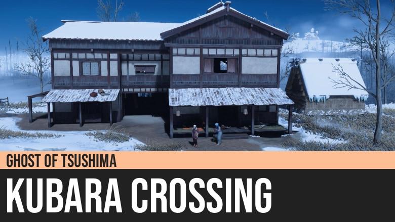 Ghost of Tsushima: Kubara Crossing