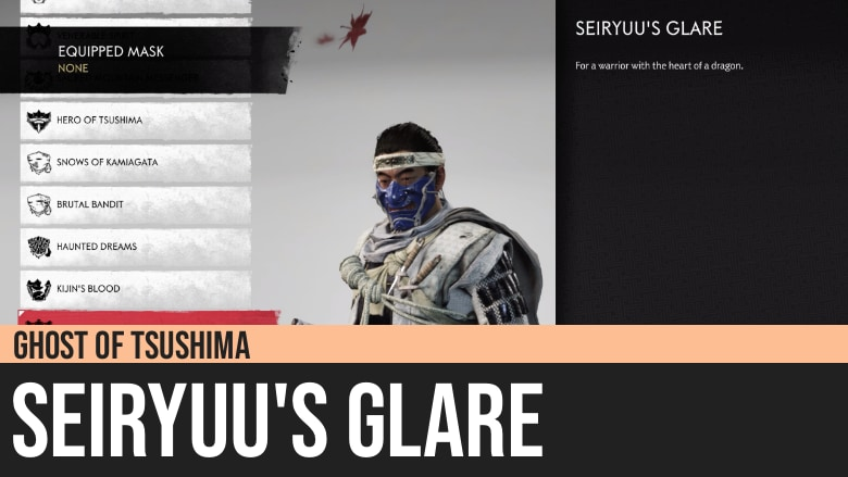 Ghost of Tsushima: Seiryuu's Glare
