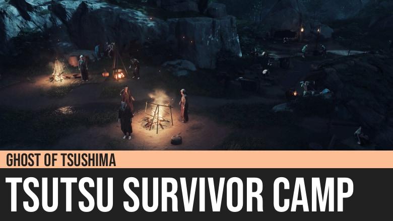 Ghost of Tsushima: Tsutsu Survivor Camp