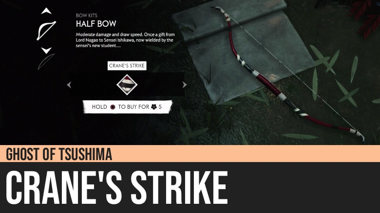 Ghost of Tsushima: Crane's Strike