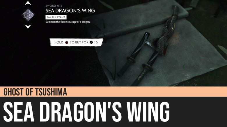 Ghost of Tsushima: Sea Dragon's Wing