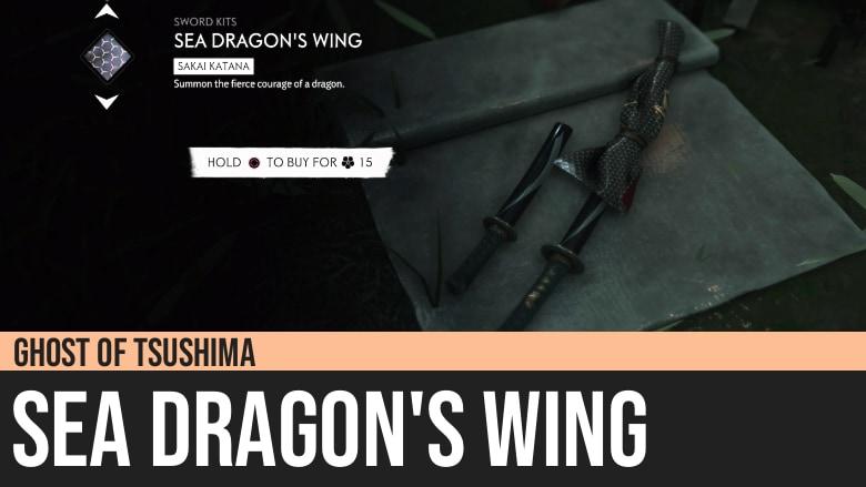 Ghost of Tsushima: Sea Dragon's Wing