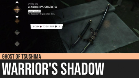 Ghost of Tsushima: Warrior's Shadow