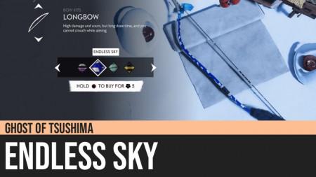 Ghost of Tsushima: Endless Sky