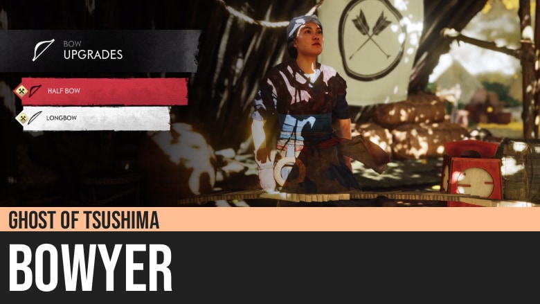 Ghost of Tsushima: Bowyer