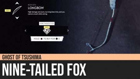 Ghost of Tsushima: Nine-tailed Fox