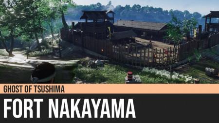 Ghost of Tsushima: Fort Nakayama