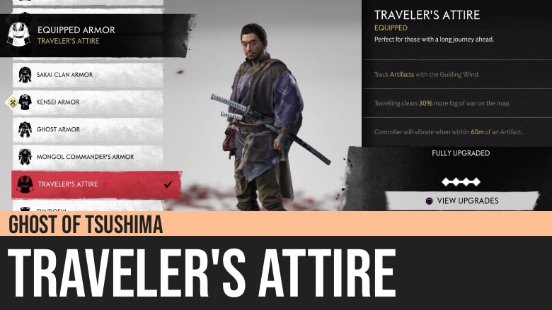 Ghost of Tsushima: Traveler's Attire