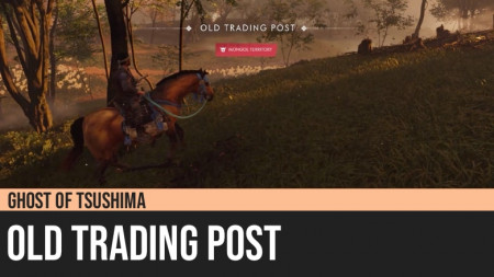 Ghost of Tsushima: Old Trading Post