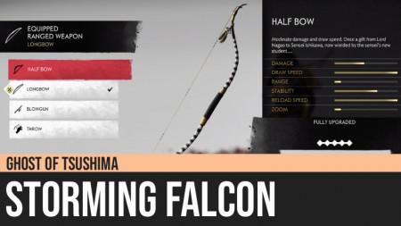 Ghost of Tsushima: Storming Falcon