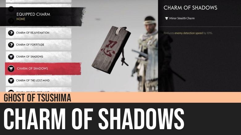 Ghost of Tsushima: Charm of Shadows