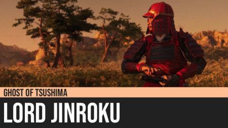 Ghost of Tsushima: Lord Jinroku