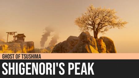 Ghost of Tsushima: Shigenori's Peak
