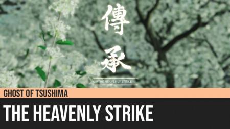 Ghost of Tsushima: The Heavenly Strike