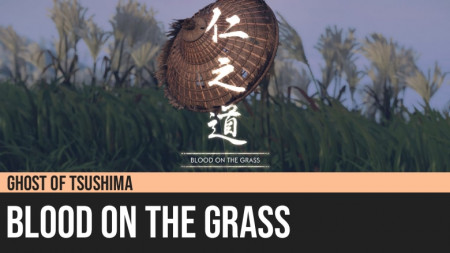 Ghost of Tsushima: Blood on the Grass
