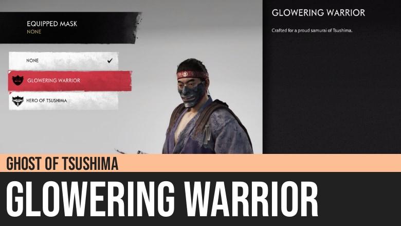 Ghost of Tsushima: Glowering Warrior