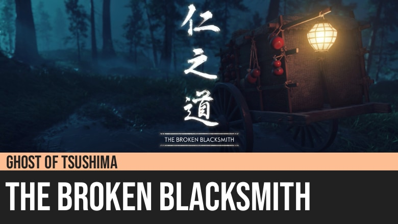 Ghost of Tsushima: The Broken Blacksmith