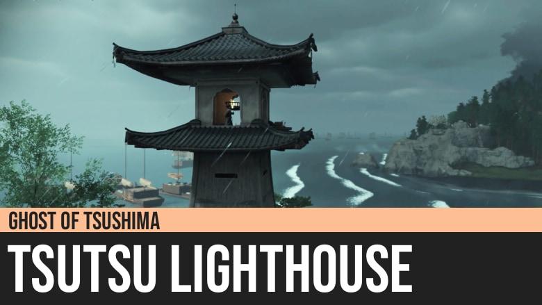 Ghost of Tsushima: Tsutsu Lighthouse