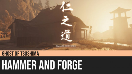 Ghost of Tsushima: Hammer and Forge
