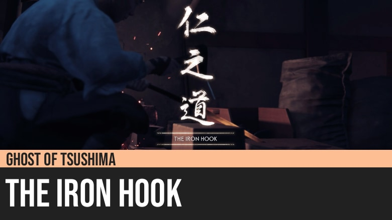 Ghost of Tsushima: The Iron Hook