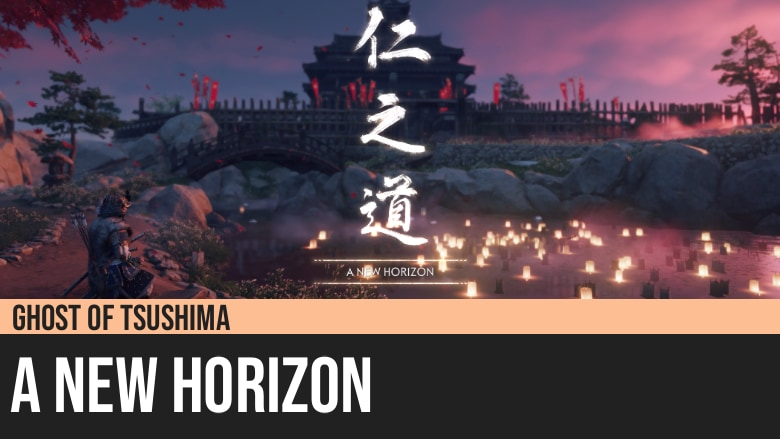 Ghost of Tsushima: A New Horizon