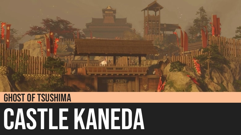 Ghost of Tsushima: Castle Kaneda