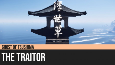 Ghost of Tsushima: The Traitor