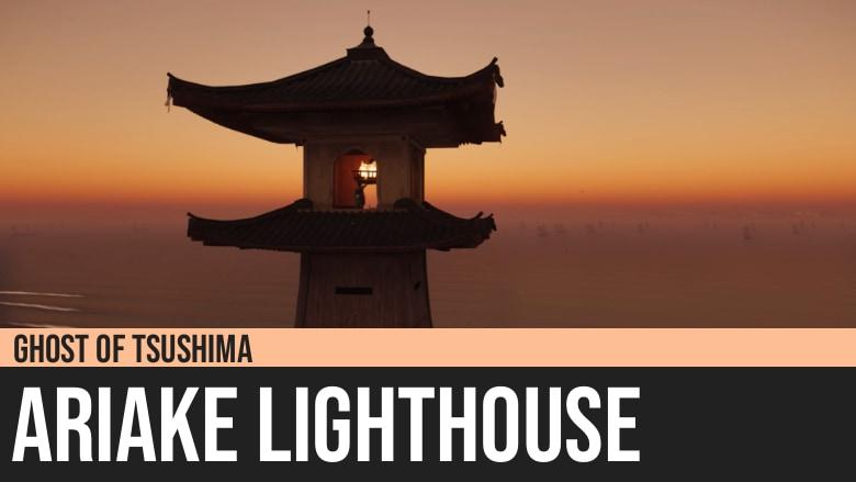 Ghost of Tsushima: Ariake Lighthouse