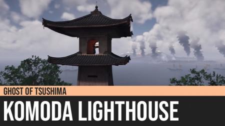 Ghost of Tsushima: Komoda Lighthouse