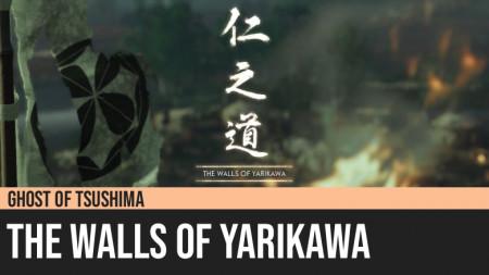Ghost of Tsushima: The Walls of Yarikawa
