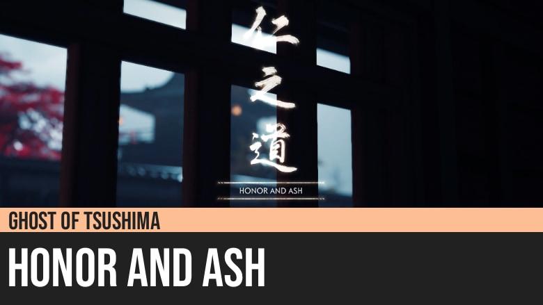 Ghost of Tsushima: Honor and Ash