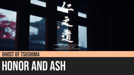 Ghost of Tsushima: Honor and Ash