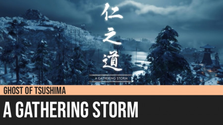Ghost of Tsushima: A Gathering Storm