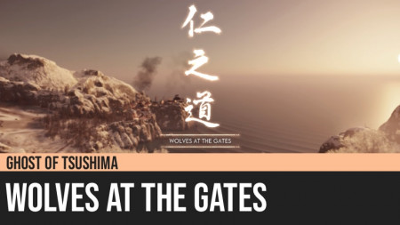 Ghost of Tsushima: Wolves at the Gates