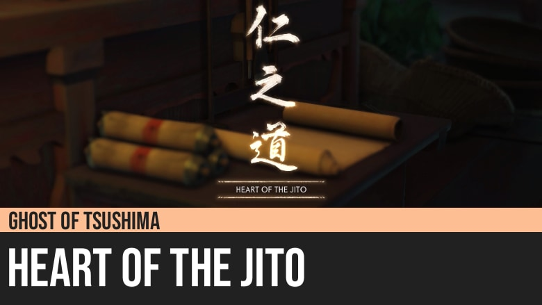 Ghost of Tsushima: Heart of the Jito
