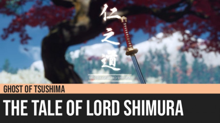 Ghost of Tsushima: The Tale of Lord Shimura