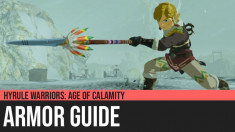 Hyrule Warriors: Age of Calamity - Armor Guide
