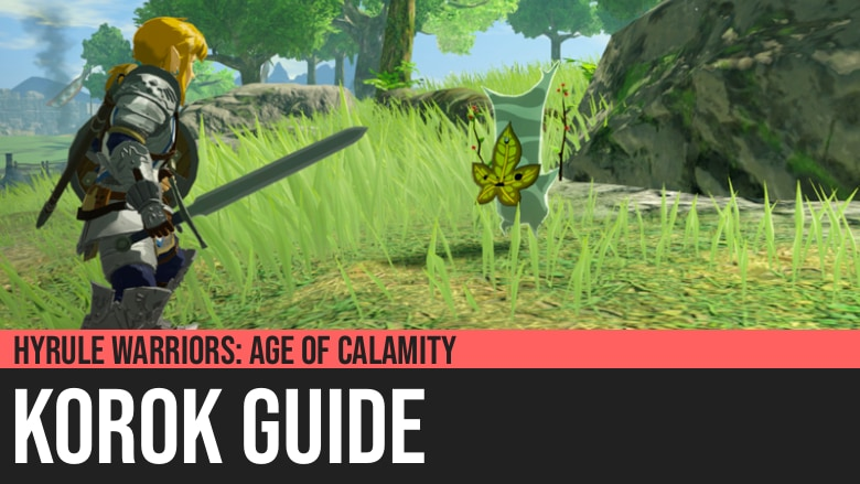 Hyrule Warriors: Age of Calamity - Korok Seeds Guide