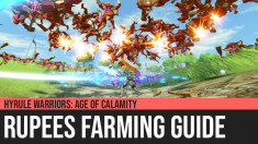 Hyrule Warriors: Age of Calamity - Rupees Farming Guide