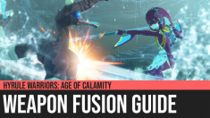Hyrule Warriors: Age of Calamity - Weapon Fusion Guide